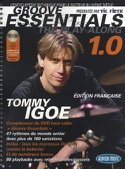Groove Essentials 1.0 - The Play-Along Tommy Igoe laflutedepan.be
