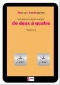 Les claviers de percussion de deux à quatre volume 1 laflutedepan.com