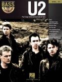 Bass Play-Along volume 41 - U2 U2 Partition laflutedepan.com