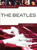 Really easy piano - The Beatles BEATLES Partition laflutedepan.com