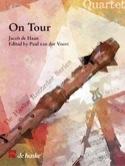On tour Haan Jacob de Partition Flûte à bec - laflutedepan.com