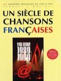 Un siècle de chansons Françaises 1989-1999 - laflutedepan.com