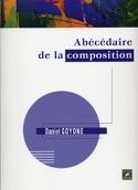 Abécédaire de la Composition - Daniel Goyone - laflutedepan.com