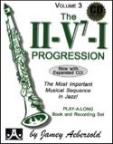Volume 3 (Edition Française) avec 2 CDs - La progression II-V7-I laflutedepan.com