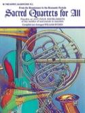 Sacred quartets for all Partition Trompette - laflutedepan.com