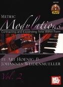 Metric modulations volume 2 avec contenue supplémentaire à télécharger laflutedepan.com