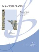 Premier jour - Fabien Wallerand - Partition - Tuba - laflutedepan.com
