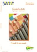 Marimballade Franck Dentresangle Partition Marimba - laflutedepan.be