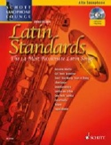Latin standards Partition Saxophone - laflutedepan.com