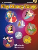 Play Disney songs DISNEY Partition Saxophone - laflutedepan.com