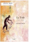 La toile Christian Siterre Partition Timbales - laflutedepan.com