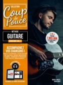 Méthode Guitare Débutant Volume 1 COUP DE POUCE laflutedepan.com