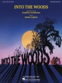 Into the woods - Vocal selections revised édition laflutedepan.com