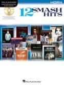 12 Smash hits - Instrumental play-along Partition laflutedepan.com