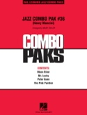 Jazz Combo Pak # 36 - Henry Mancini - Henry Mancini - laflutedepan.com
