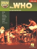 Drum play-along volume 23 - The Who The Who Partition laflutedepan.com