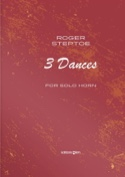 3 Dances Roger Steptoe Partition Cor - laflutedepan.com