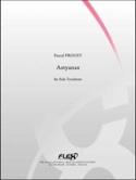 Astyanax Pascal Proust Partition Trombone - laflutedepan.com