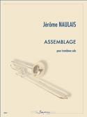 Assemblage Jérôme Naulais Partition Trombone - laflutedepan.com