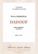 Dadouf Thierry Deleruyelle Partition Timbales - laflutedepan.com