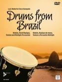Drums from Brazil Sampaio Luiz Roberto Cioce laflutedepan.com