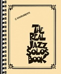 The Real Jazz Solos Book - C Instruments Partition laflutedepan.com