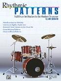 Rhythmic patterns Joe Cusatis Partition Batterie - laflutedepan.com