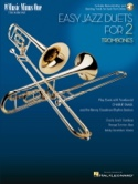 Easy jazz duets Partition Trombone - laflutedepan.com
