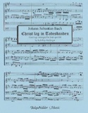 Christ Lag in Todesbanden - Johann Sebastian Bach - laflutedepan.com