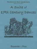 A Suite of 17th Century Dances - Partition - laflutedepan.com