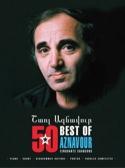 50 Best Of - Aznavour Charles Aznavour Partition laflutedepan.com
