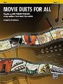 Movie duets for all Partition Alto - laflutedepan.com