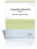 Canções Infantis - Book 2 de Souza Ricardo Coelho laflutedepan.com