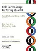 Cole Porter Songs for String Quartet Cole Porter laflutedepan.com