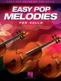 Easy Pop Melodies for Cello Partition Violoncelle - laflutedepan.com