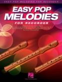 Easy Pop Melodies for Recorder Partition laflutedepan.com