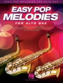 Easy Pop Melodies for Alto Sax Partition laflutedepan.com