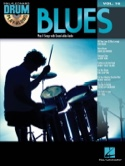 Drum Play-Along Volume 16 - Blues Partition laflutedepan.com