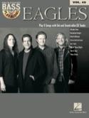 Bass Play-Along Volume 49 - Eagles Eagles Partition laflutedepan.com