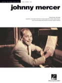 Jazz Piano Solos Series Volume 32 - Johnny Mercer laflutedepan.com