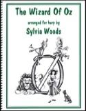 Le Magicien d'Oz Harold Arlen Partition Harpe - laflutedepan.com