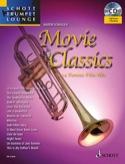 Movie Classics Partition Trompette - laflutedepan.com