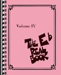 The Real Book - Volume IV en Mib - Partition - laflutedepan.com