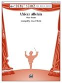African Alleluia - Wana Baraka Wana Baraka Partition laflutedepan.com
