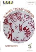 En route pour la montagne Gianni Sicchio Partition laflutedepan.com