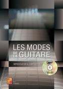 Les modes de la guitare MP3 Eric Lemaire Livre laflutedepan.com