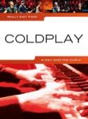 Really easy piano - Coldplay Coldplay Partition laflutedepan.com