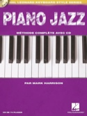 Piano Jazz Mark Harrison Livre Piano - laflutedepan.com