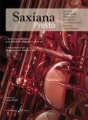 Saxiana Presto Partition Saxophone - laflutedepan.com