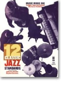 12 classics jazz standards Partition Jazz - laflutedepan.com